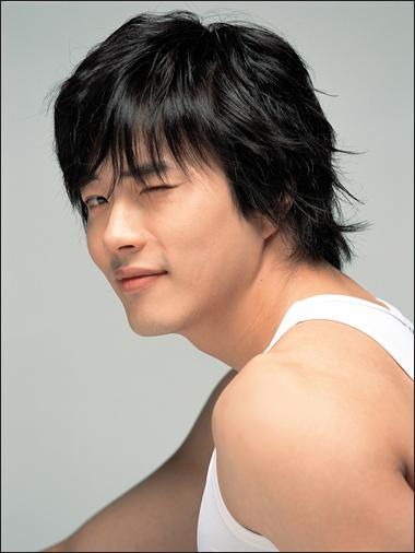 Korean Actor Kwon Sang-woo